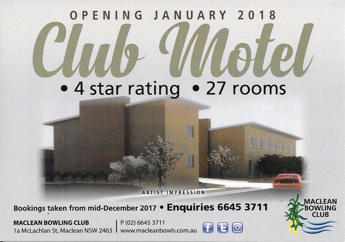 Club Motel Maclean