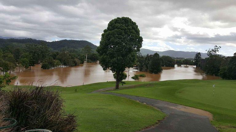 Golf Flood