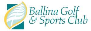 Logo_Ballina Golf & Sports Club